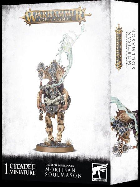 Ossiarch Bonereapers: Mortisan Soulmason