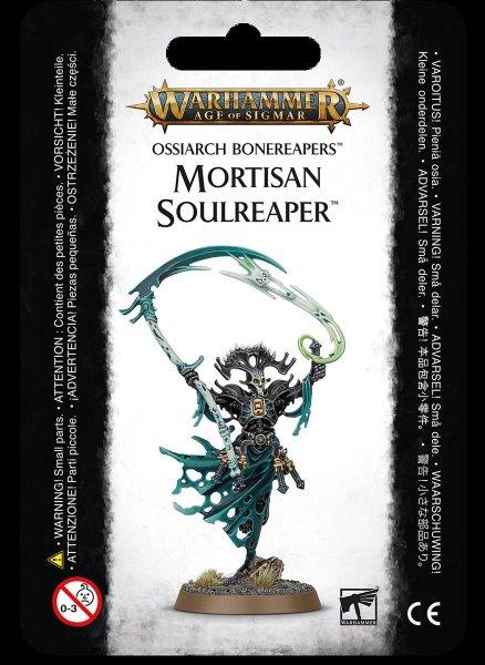 Ossiarch Bonereapers: Mortisan Soulreaper, Warhammer AoS Age of Sigmar