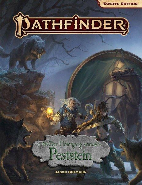 Pathfinder 2. Edition - Der Untergang von Peststein (DE)