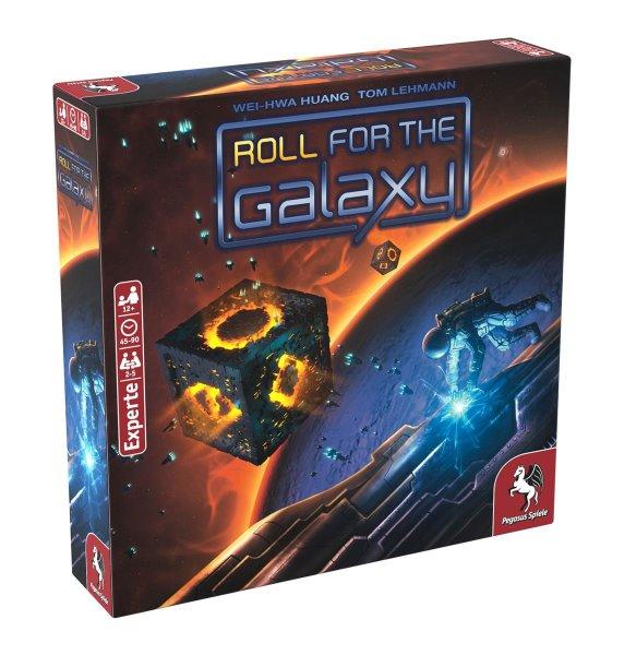Roll for the Galaxy: Grundspiel (DE)