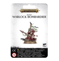 Skaven - Warlock Bombardier, Warhammer AoS Age of Sigmar