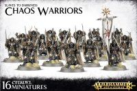 Slaves to Darkness - Chaos Warriors Regiment, Warhammer...