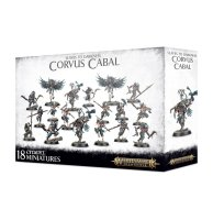 Slaves to Darkness: Corvus Cabal Warhammer AoS Age of Sigmar