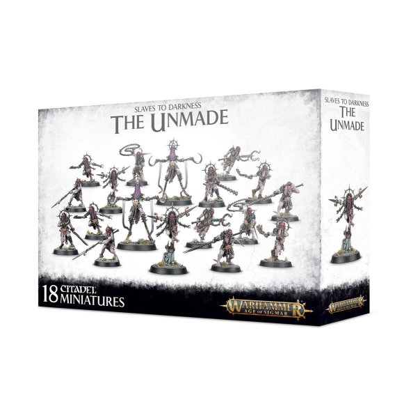 Slaves to Darkness: The Unmade, Warhammer AoS Age of Sigmar