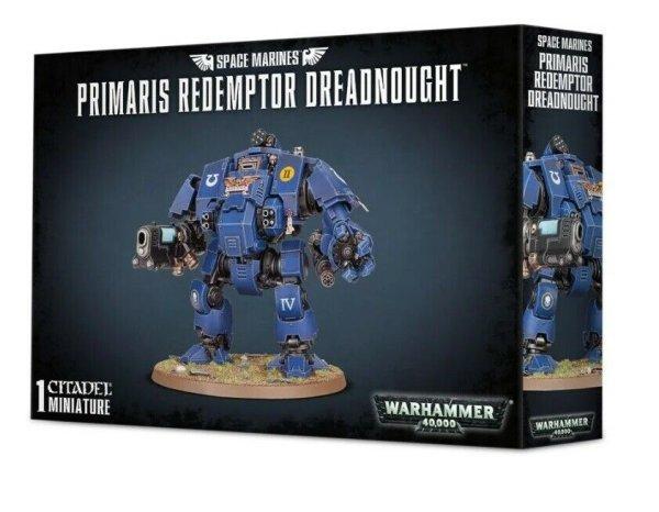 Space Marines - Primaris Redemptor Dreadnought