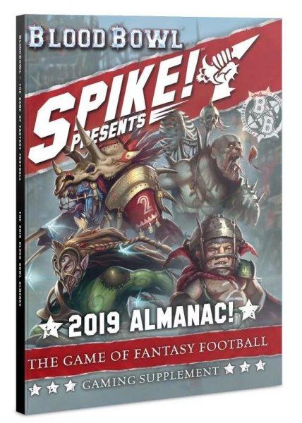 Spike! Presents The 2019 Blood Bowl Almanac (EN)