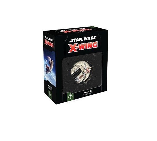 Star Wars X-Wing 2.Ed. Vollstrecker Eins, Erweiterung (DE) WAVE 5
