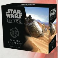 Star Wars: Legion - Abgestürzte Rettungskapsel...
