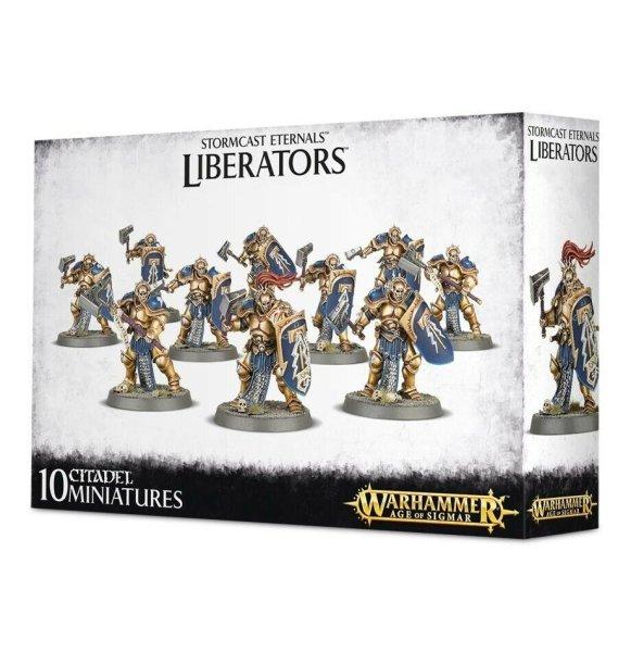 Stormcast Eternals - Liberators