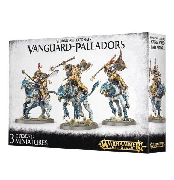 Stormcast Eternals - Vanguard-Palladors / Swift-Striking Gryph Riders