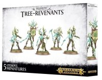Sylvaneth - Tree-Revenants/ Spite-Revenants