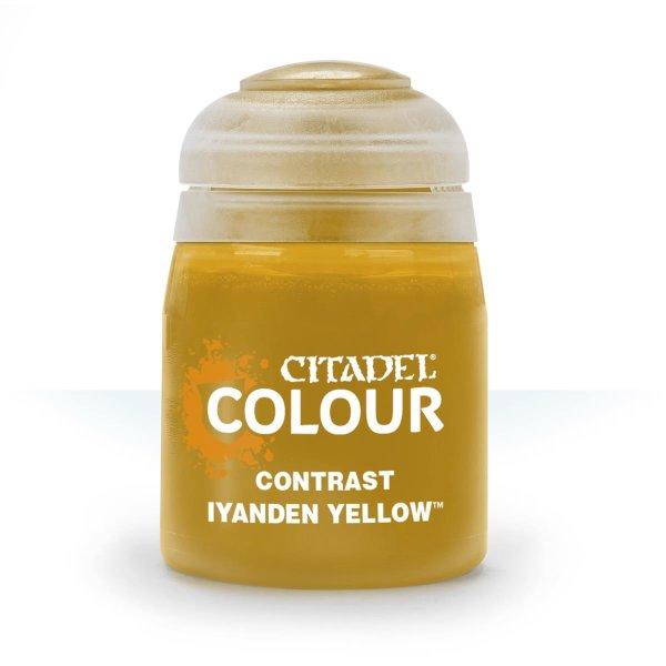 Citadel Contrast: Iyanden Yellow 18 ml