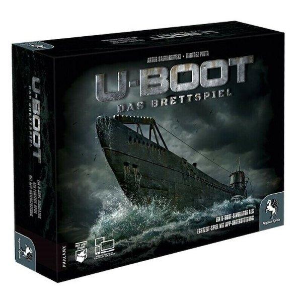 U-BOOT Das Brettspiel (DE)