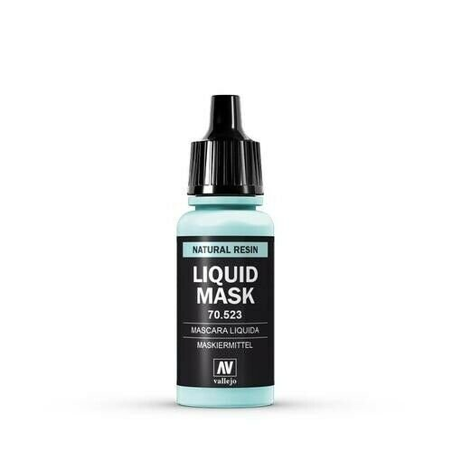 Vallejo 70.523 Liquid Mask 17ml (197) Maskiermittel