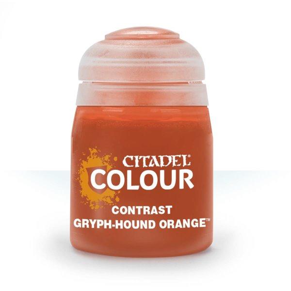 Citadel Contrast: Gryph-Hound Orange 18 ml