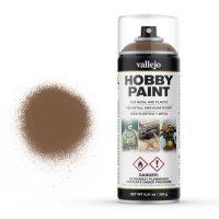 Vallejo Hobby Paint Spray Primer Beasty Brown 400ml...