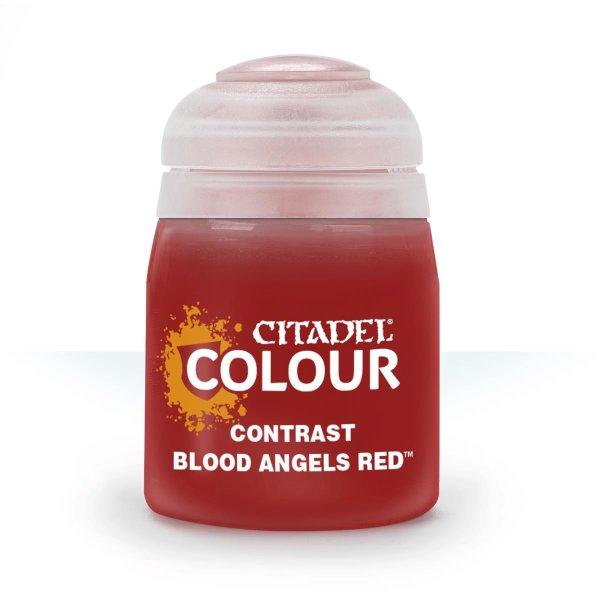 Citadel Contrast: Blood Angels Red 18 ml