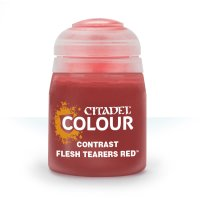 Citadel Contrast: Flesh Tearers Red 18 ml