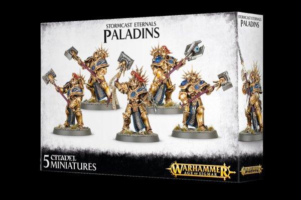 Stormcast Eternals - Paladins Retributors/ Decimators/ Protectors