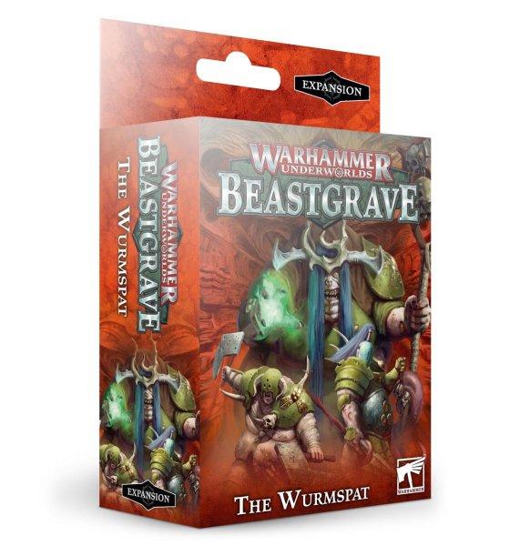 Warhammer Underworlds: Beastgrave - Die Erbrochenen (DE)