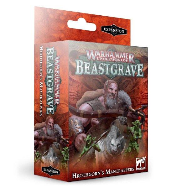 Warhammer Underworlds: Beastgrave - Hrothgorns Menschenfänger (DE)