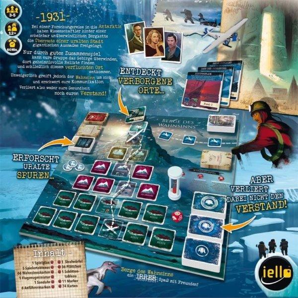 Berge des Wahnsinns  (DE)
