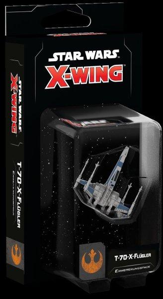 Star Wars: X-Wing 2.Ed. T-70-X-Flügler, Erweiterungspack WAVE 2 (DE)