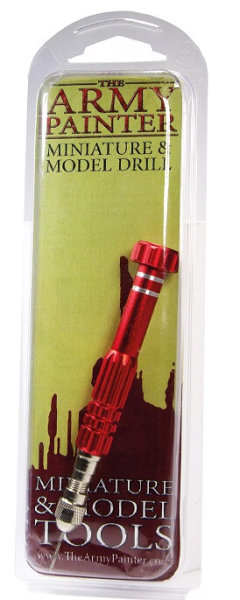 The Army Painter TL5031 Handbohrer, Miniature and Model Drill