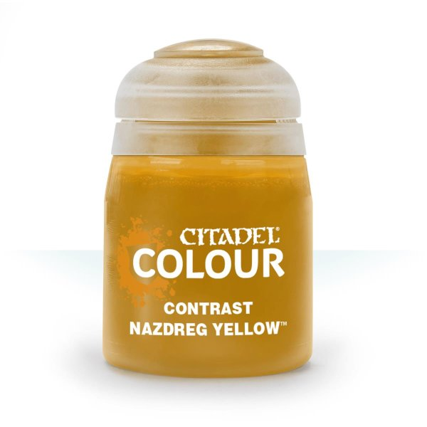 Citadel Contrast: Nazdreg Yellow 18 ml