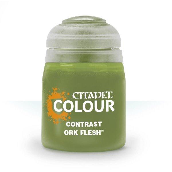 Citadel Contrast: Ork Flesh 18 ml