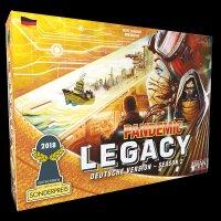 Pandemic Legacy - Season 2 Gelb (DE)