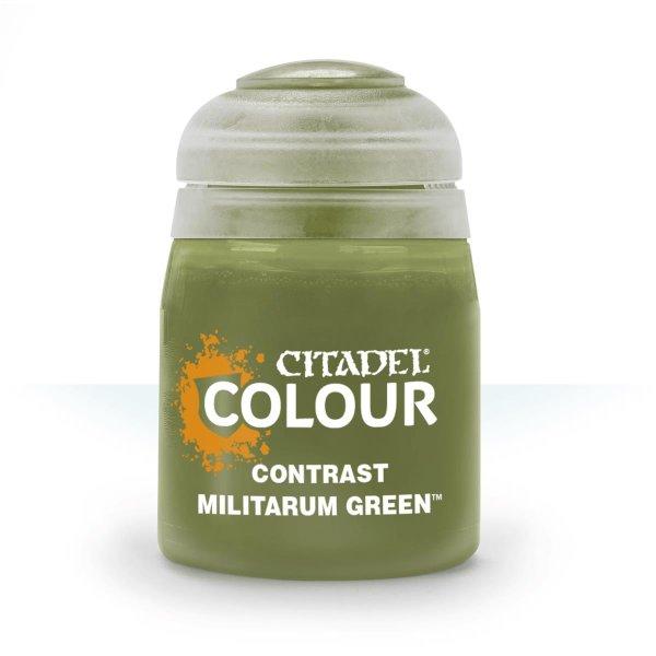 Citadel Contrast: Militarum Green 18 ml