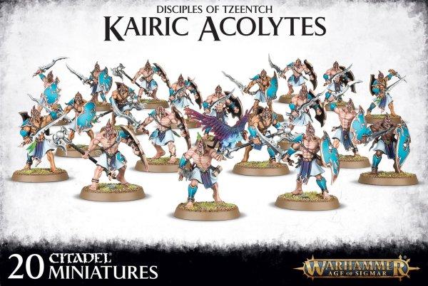 Tzeentch Arcanites - Kairic Acolytes, Warhammer AoS Age of Sigmar