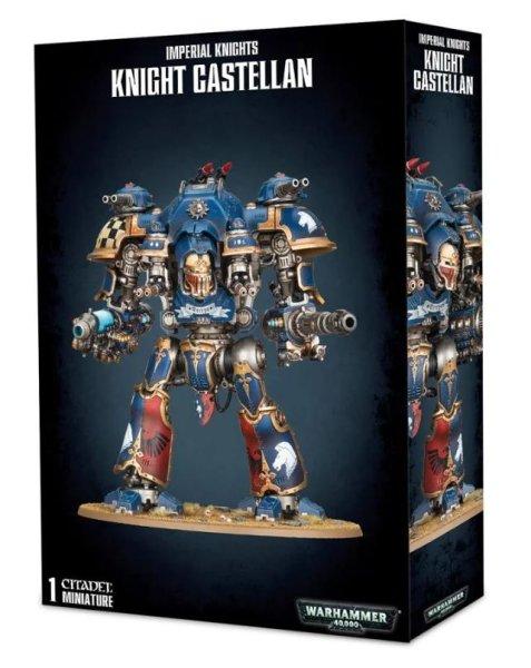 Imperial Knights - Knight Castellan
