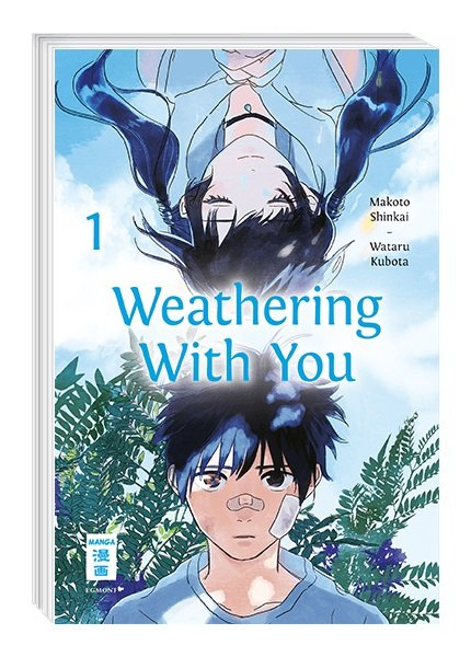 Weathering With You Band 01 (DE)