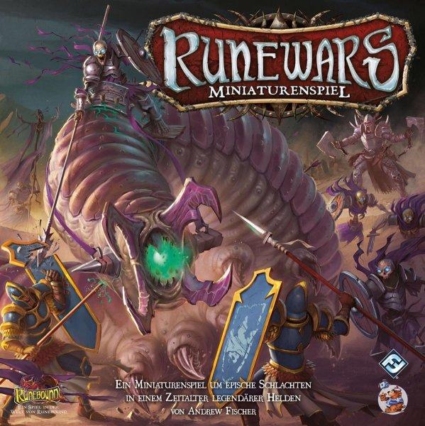 RuneWars Miniaturenspiel - Grundspiel (DE)