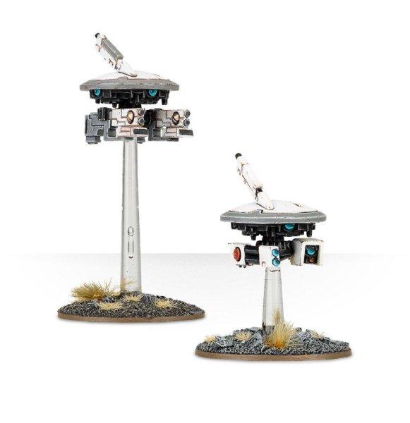 Tau Empire Drones