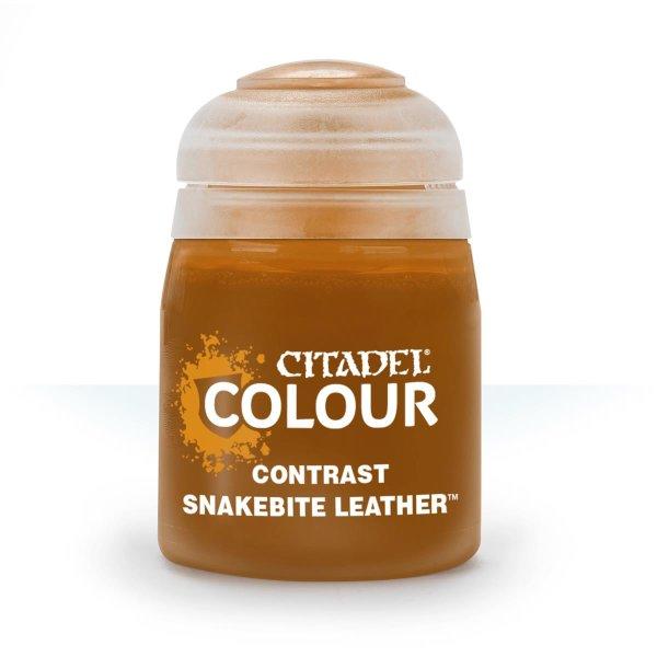Citadel Contrast: Snakebite Leather 18 ml