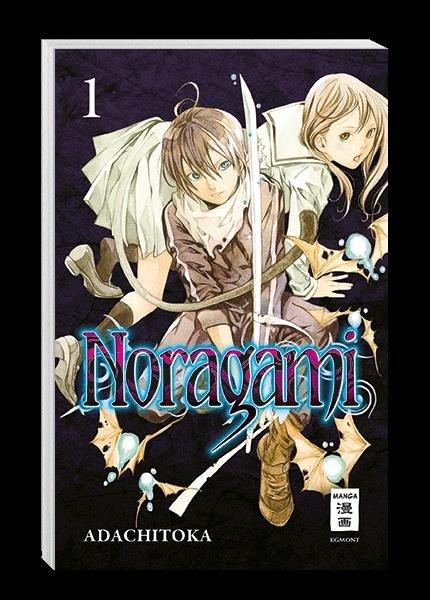 Noragami Band Band 01 (DE)