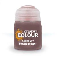 Citadel Contrast: Cygor Brown 18 ml