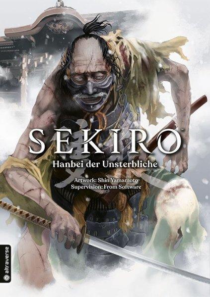 Sekiro – Hanbei der Unsterbliche, Einzelband