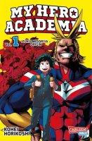 My Hero Academia Band 01 (DE)