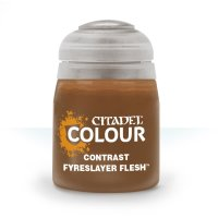 Citadel Contrast: Fyreslayer Flesh 18 ml