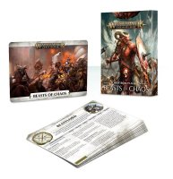 Warscroll Cards: Beasts of Chaos (DE)
