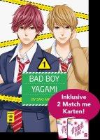 Bad Boy Yagami 1 + 2xMatch me Karten - Saki Aikawa