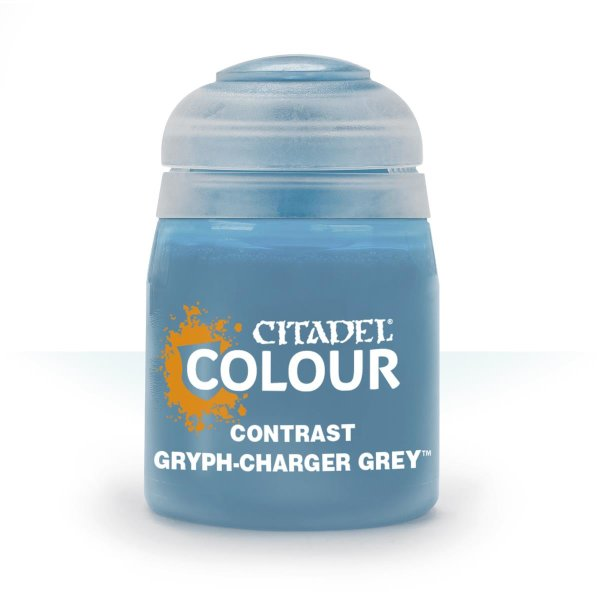 Citadel Contrast: Gryph-Charger Grey 18 ml
