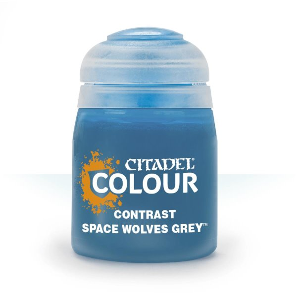 Citadel Contrast: Space Wolves Grey 18 ml
