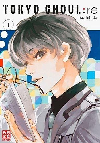 Tokyo Ghoul : re 1 - Sui Ishida