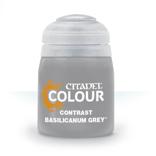 Citadel Contrast: Basilicanum Grey 18 ml