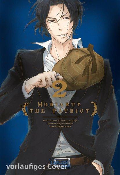 Moriarty The Patriot 2 - Hikaru Miyoshi
